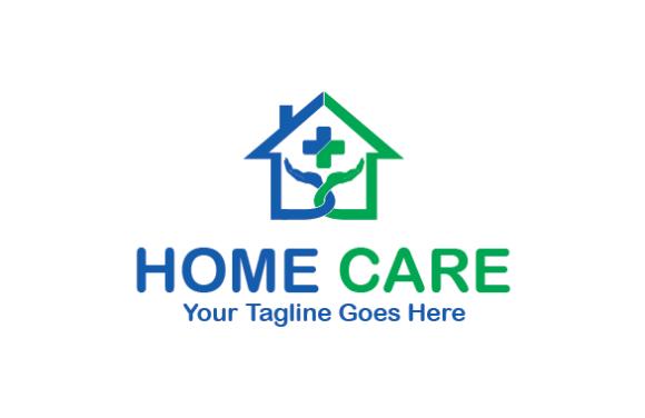 Home Healthy Graphic By Redvy Creative Creative Fabrica Healthy Logo Logo Templates Logos