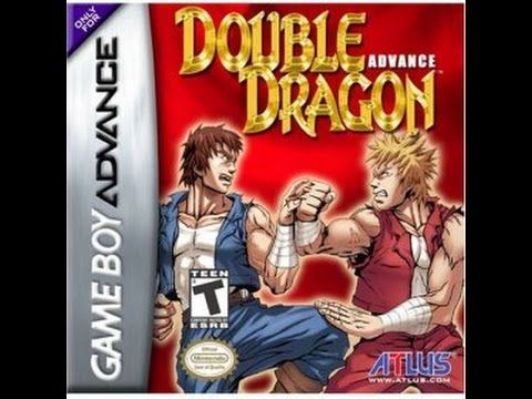 Double Dragon Advance Playthrough Gameboy Advance