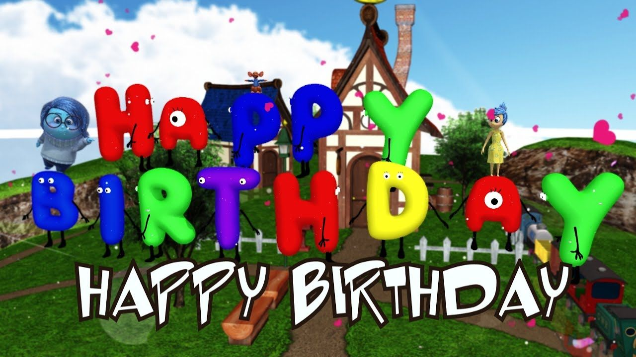 Happy Birthday Song | Frozen Songs | Kids Songs | Car Songs