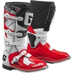 Photo of Gaerne Fastback Endurance Motocross Stiefel Rot 39 Gaerne