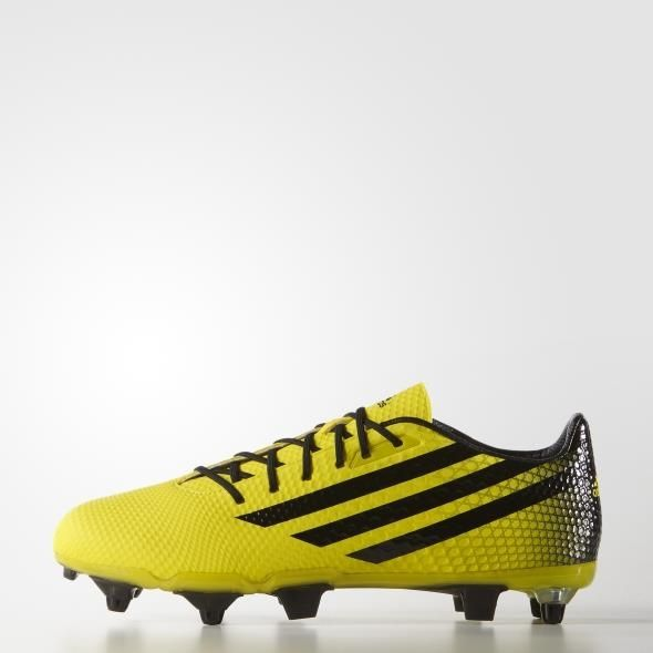 Rugby Boots | Backs | Yellow | adidas