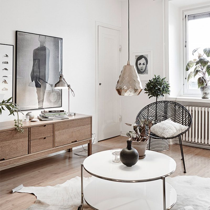 15 maneiras para incorporar o estilo escandinavo em sua - Casas estilo escandinavo ...