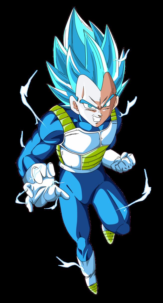 Vegeta Super Saiyajin Dios Azul By Naironkr Deviantart Com On Deviantart Dragon Ball Super Manga Dragon Ball Super Goku Anime Dragon Ball