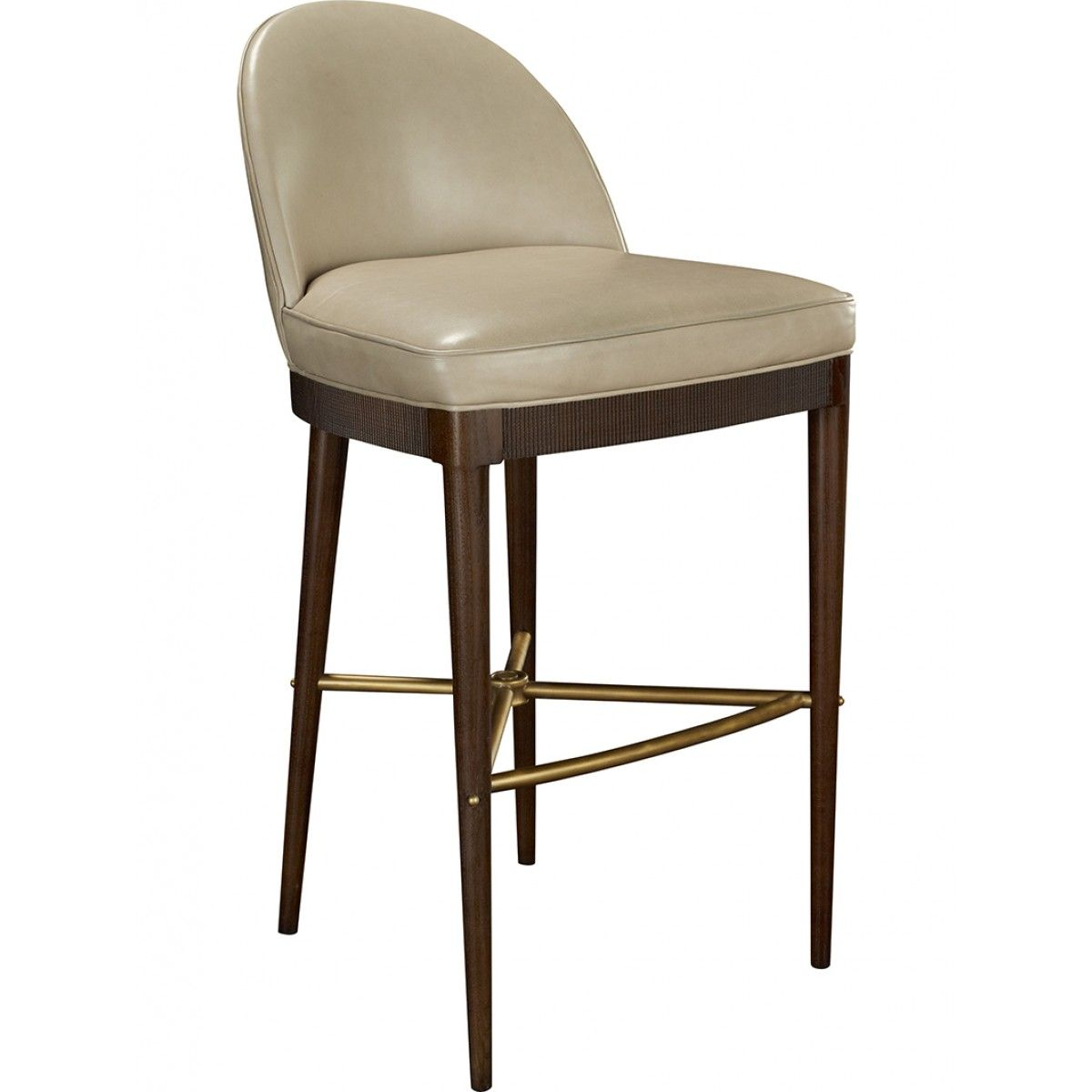 Hickory Chair Suzanne Kasler Laurent Bar Stool French