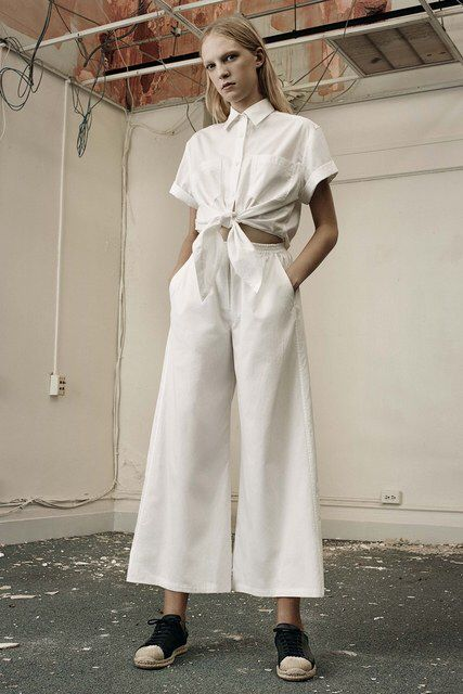 T by Alexander Wang, Look #16