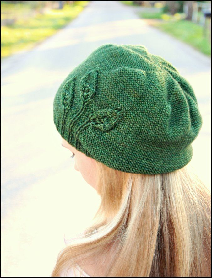 Another gorgeous pattern by Alana Dakos   Things to Knit   Pinterest ...