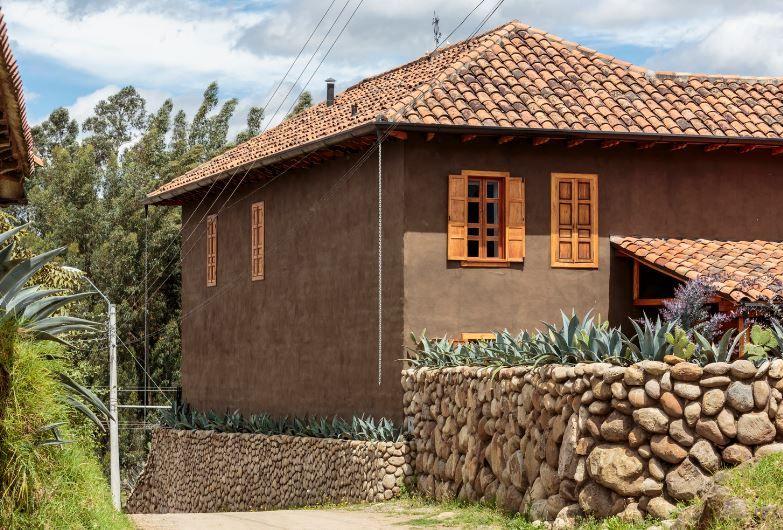 Diseno Casa Construccion Con Adobe Casas De Adobe Casas Casas Con Tejas