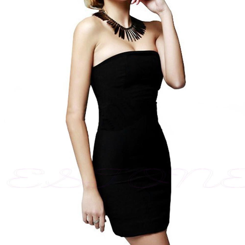 727e9ebc559 New Hot Fashion Girls Lady Two Ways to Wear High Elastic Slim Tube Top Hip  Skirt