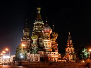 City Night Church Wallpaper Hd City 4k Wallpapers Images Photos And Background St Basils Cathedral City Wallpaper Cathedral