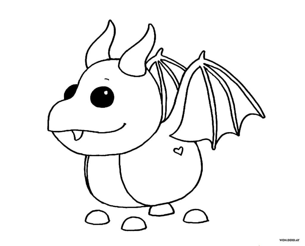 Coloring Pages Roblox Piggy Adopt Me And Others Print For Free Pets Drawing Pokemon Coloring Pages Coloring Pages