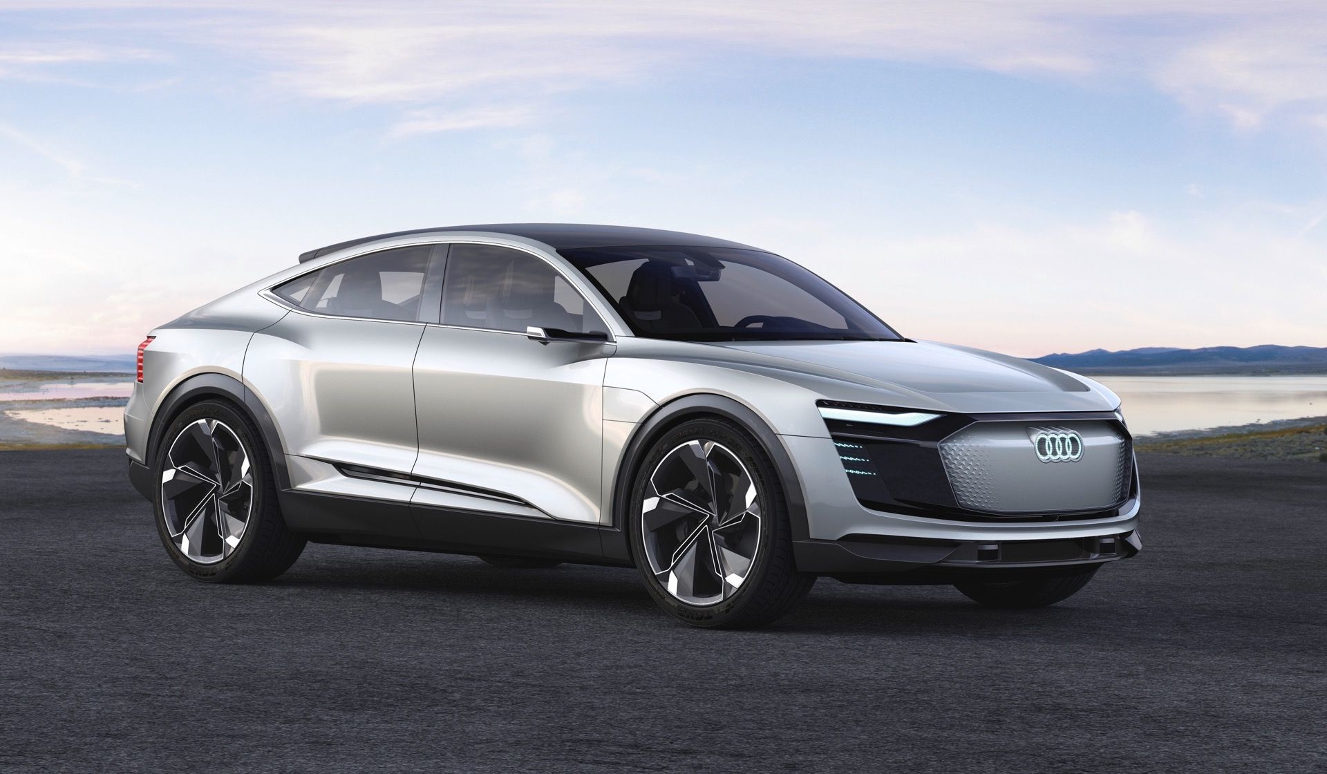 Audi And Porsche To Share New Electric Vehicle Platform By 2021 Audi E Tron Audi Tesla Model X