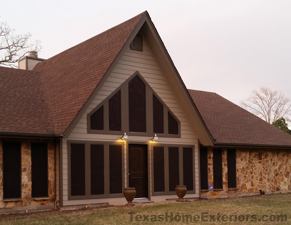 Project Photo Gallery Houston Tx Texas Home Exteriors Vinyl Siding Options Siding Options Hardy Plank Siding