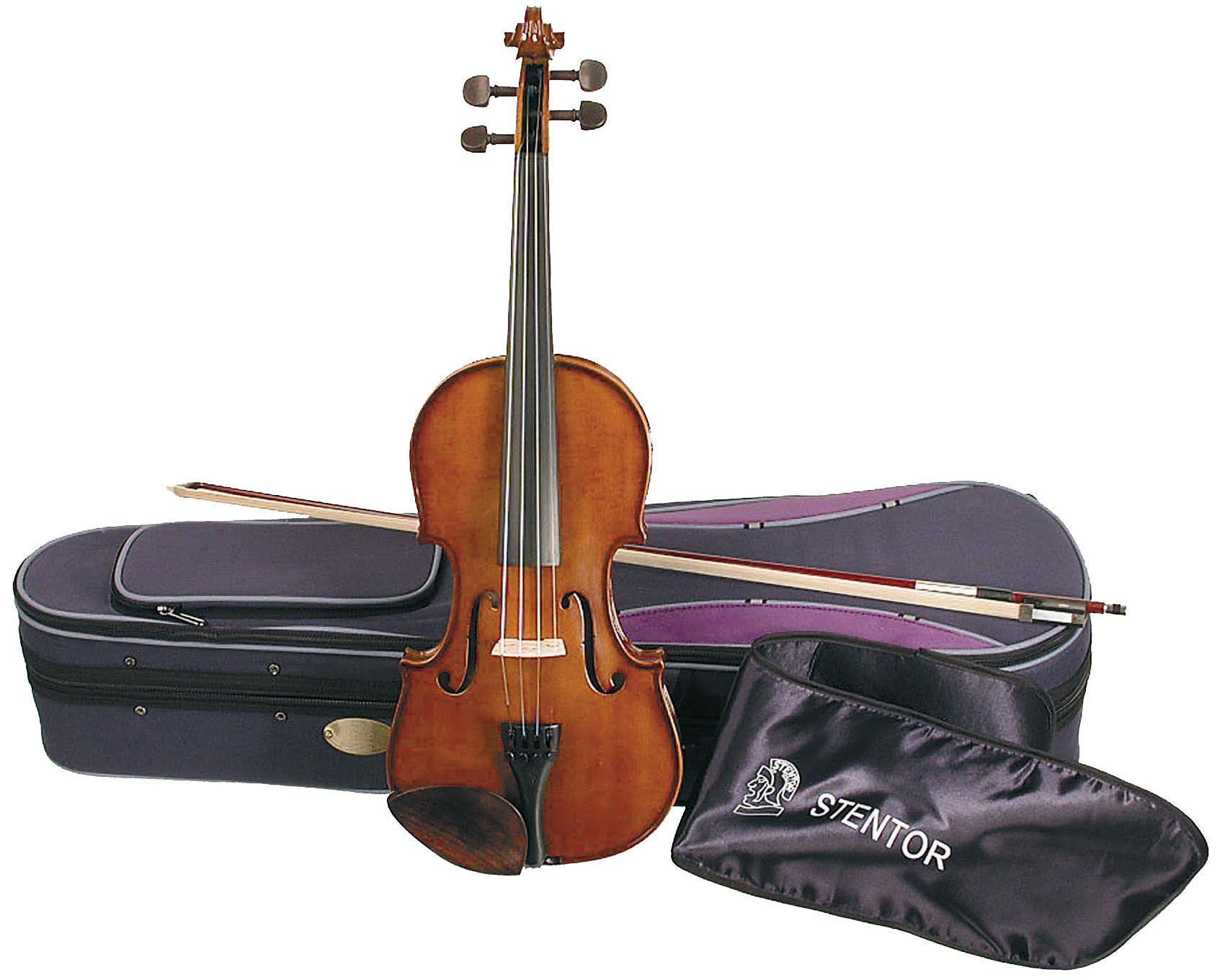 Violins, Violas, Bows, Strings and Accessories Benning