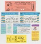 #lastminute  VINTAGE LOT OF 7 MICKY DOLENZ SOLO CONCERT AND PLAY TICKET STUBS FROM THE 1990S #deals_us