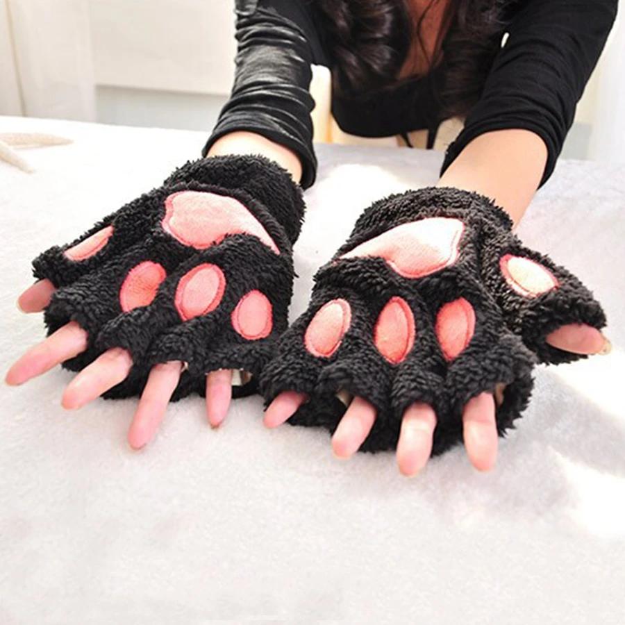 Neko Gloves In 2020 Winter Gloves Women Warm Mittens Womens Gloves