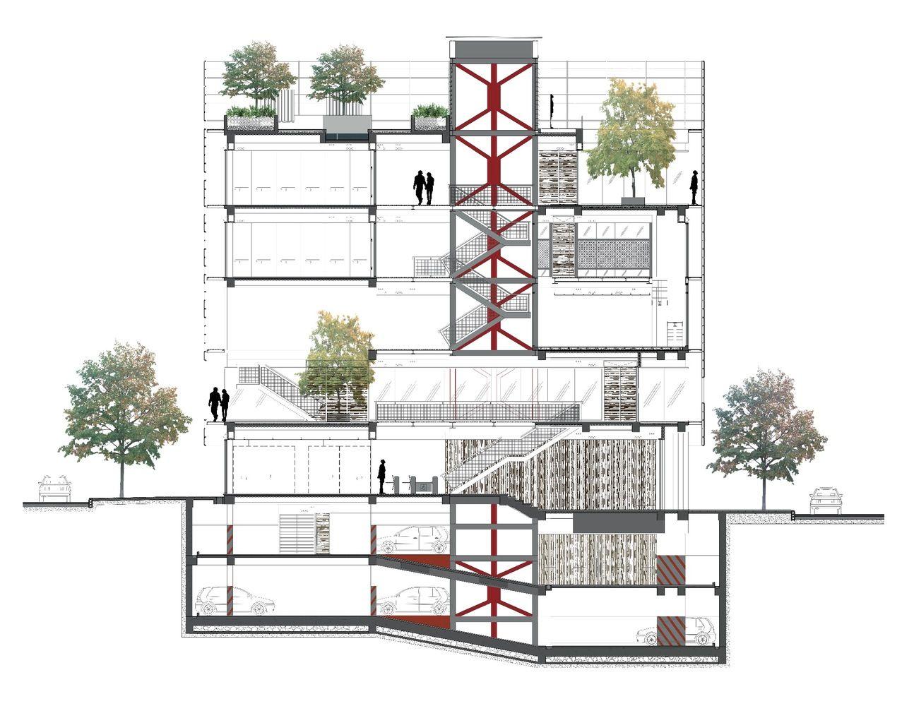 M s de 25 ideas incre bles sobre colegio arquitectos en for Arquitectura de interiores a distancia