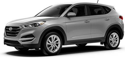 2017 Hyundai Tucson Compact Suv