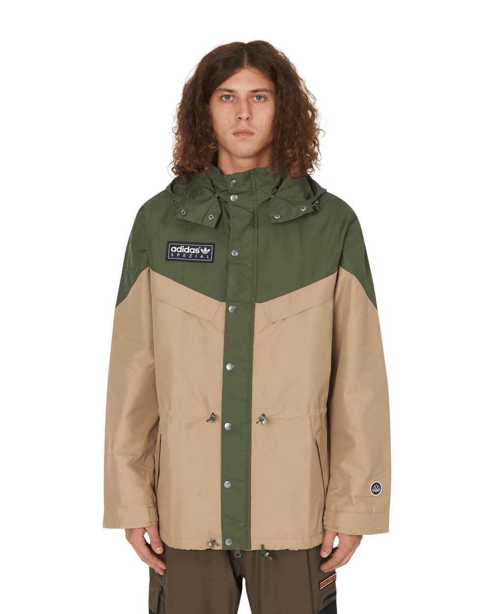 Spezial Belthorn Anorak - Parka Jackets