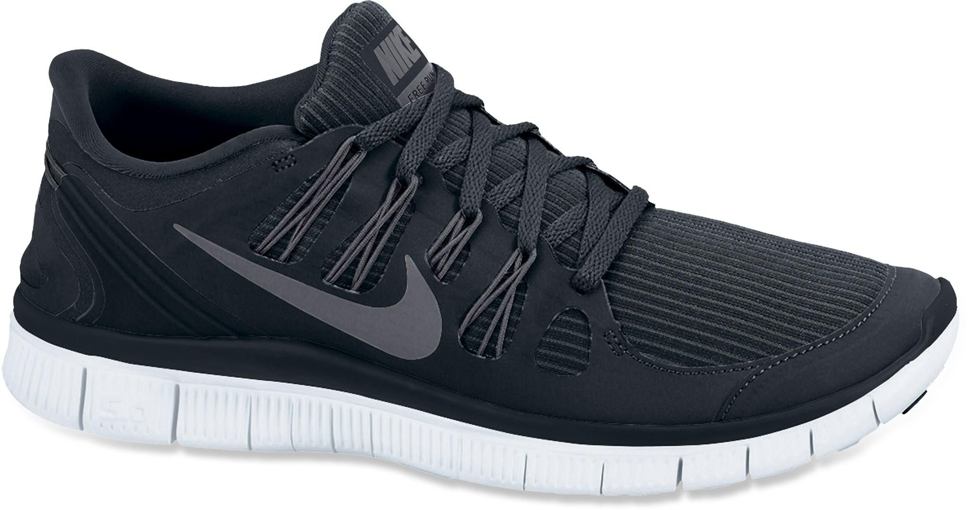 nike free 5.0 road-running shoes for men