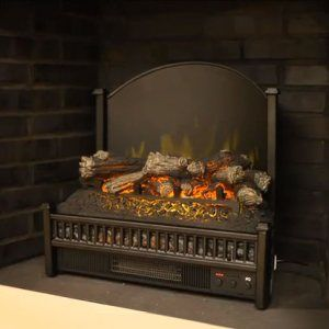 Prime Comfort Smart 23 Electric Fireplace Insert Log Set Heater W Best Image Libraries Sapebelowcountryjoecom