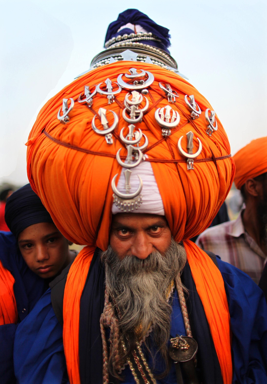 The Ruthless Nihang Sikhs • Lazer Horse   Clothing ...