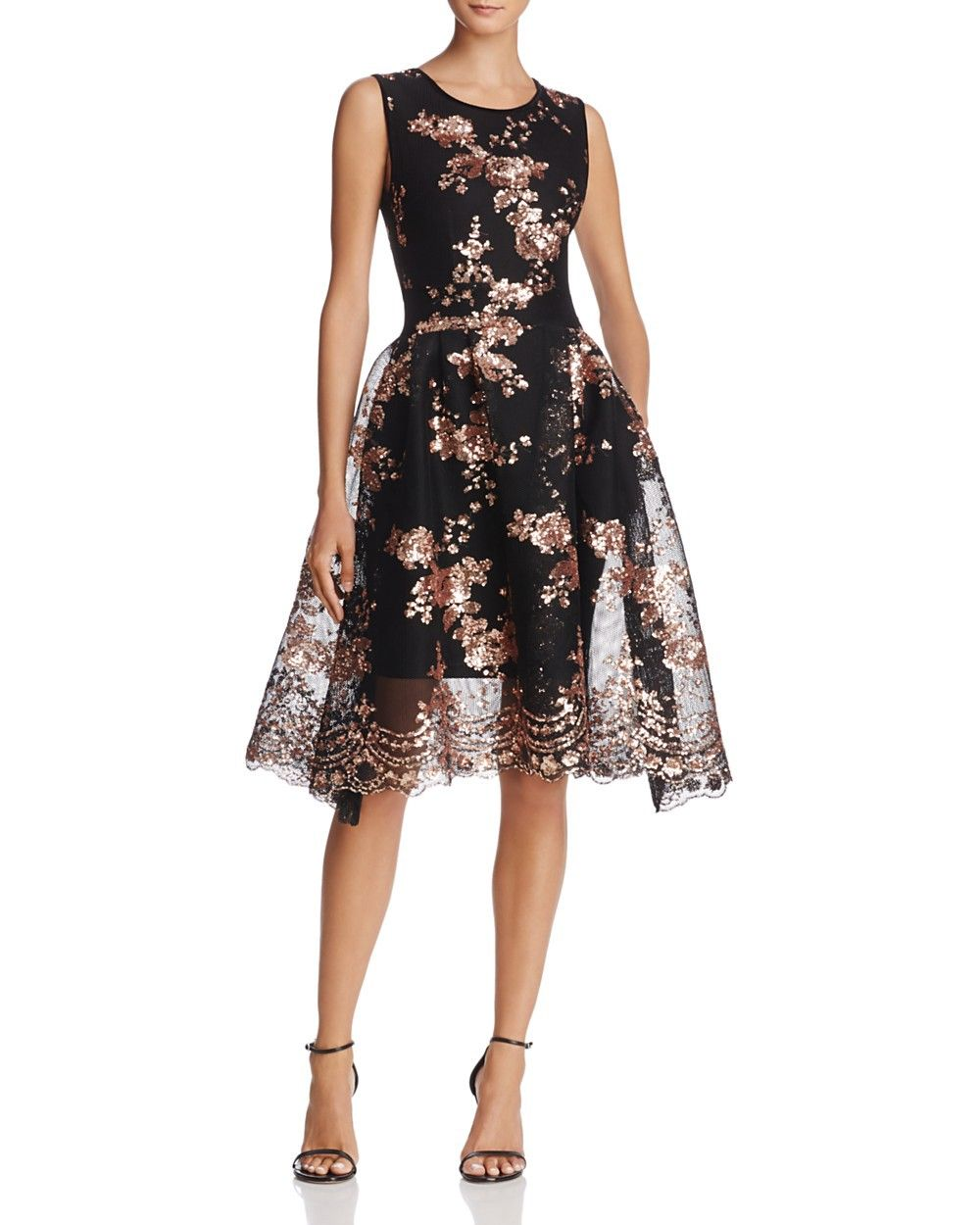Maje maje holiday fit u flare dress exclusive maje cloth
