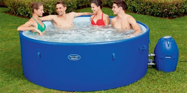 Best Inflatable Hot Tub Reviews In 2019 February Inflatable