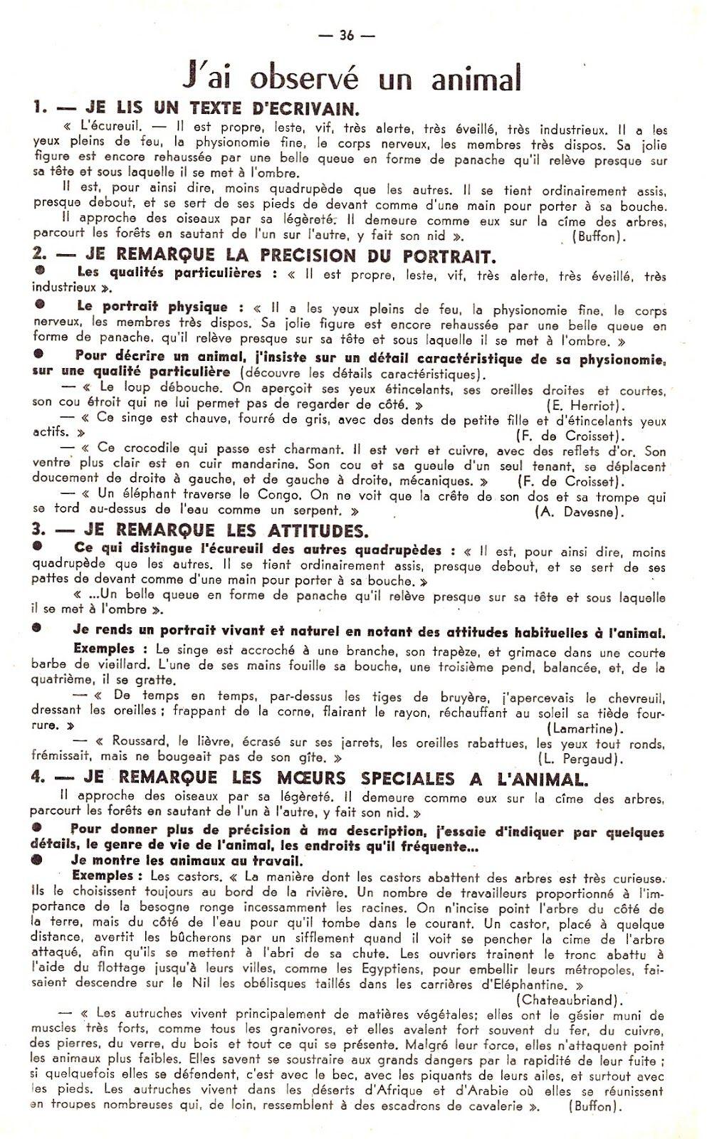 J Apprends A Rediger Cm 6e 5e 1962 Education En