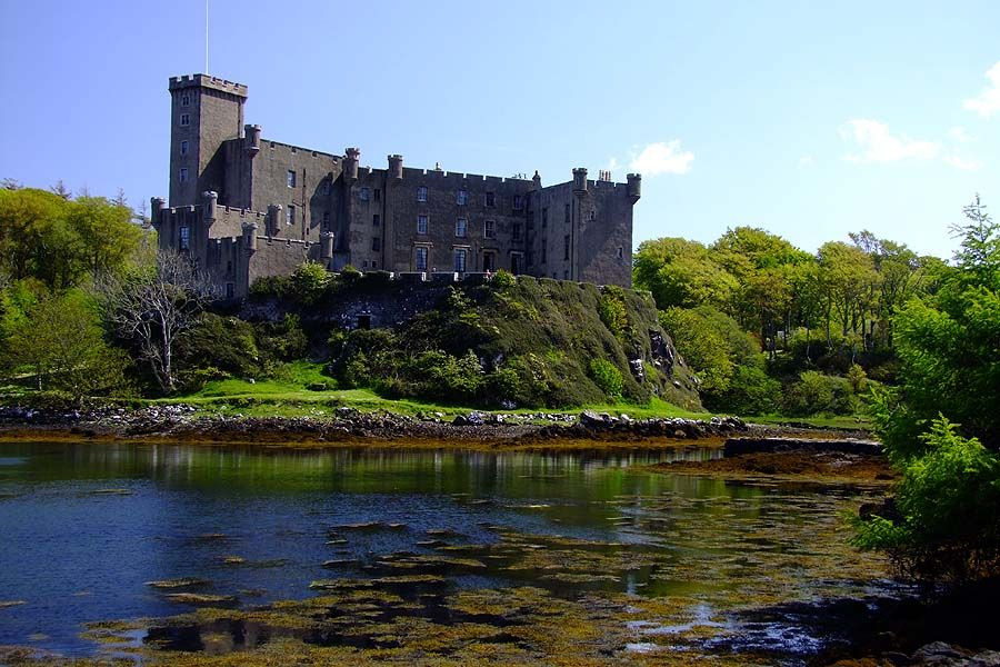 photo of dunvegan castle - photo #13