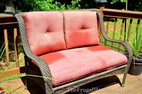 Patio Cushions Outdoor, Wicker Patio Cushions Clearance