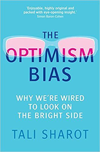 The optimism bias book pdf