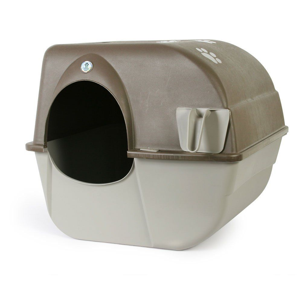 Omega Paw Self Cleaning Litter Box Want Additional Info Click