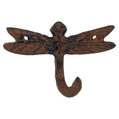 Dancing Dragonfly Wall Hook  at Joss and Main