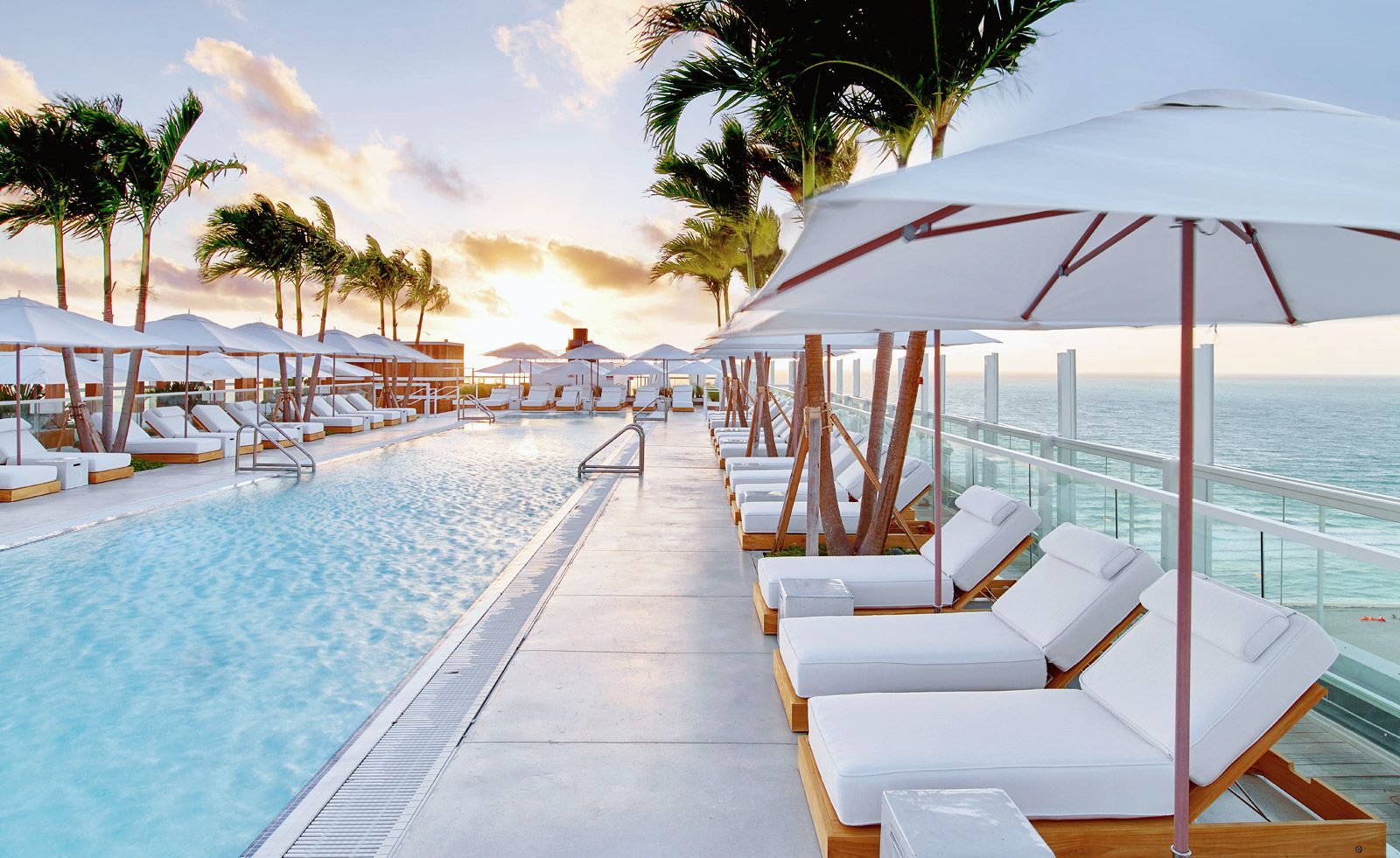 The Miami Rooftop Bars Keeping Us In High Spirits South Beach Hotels Miami Hotels South Beach Best Hotels In Miami