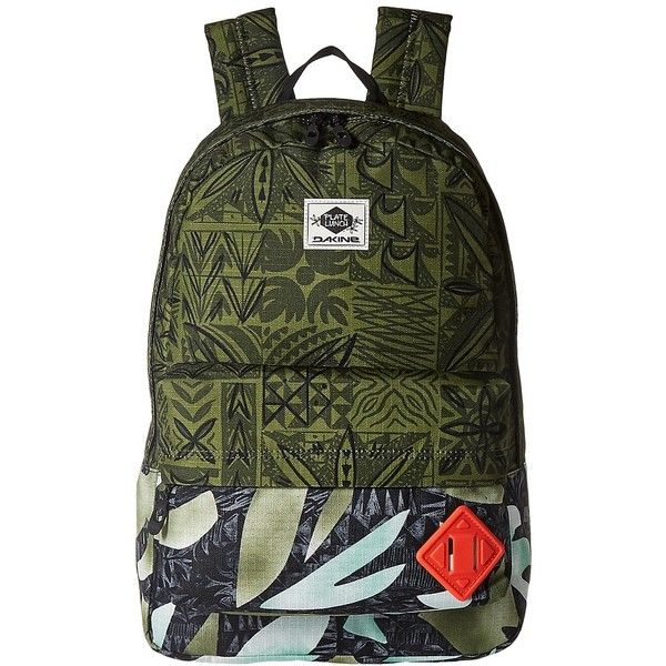 Dakine 365 Pack Backpack 21L (Plate Lunch) Backpack Bags ($45) ❤ liked on Polyvore featuring bags, backpacks, handle bag, dakine bags, colorblock backpack, color block backpack and day pack backpack