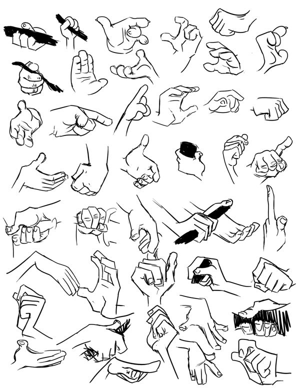 Burne Hogarth Hands Google Search How To Draw Hands Animation