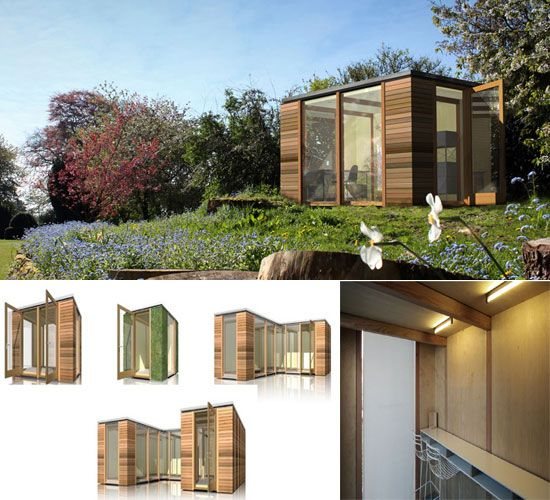 3rd Space Modular Garden Rooms Are Nature Lovers' Delight