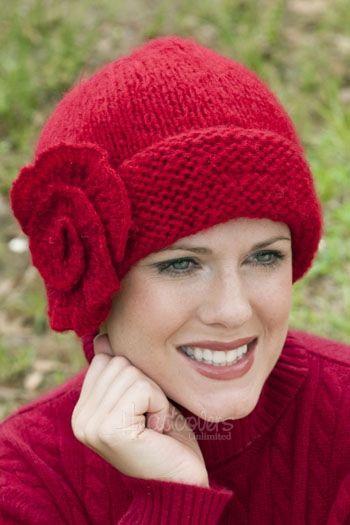 Elise Beanie Cap | Comfy Winter Knit Hat for Women | Kopfbedeckungen ...