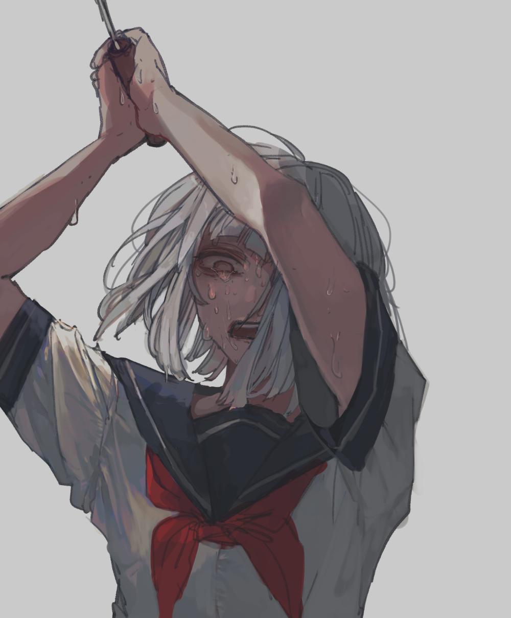 沼田ゾンビ⁉️ on Twitter in 2020 Anime art beautiful, Anime