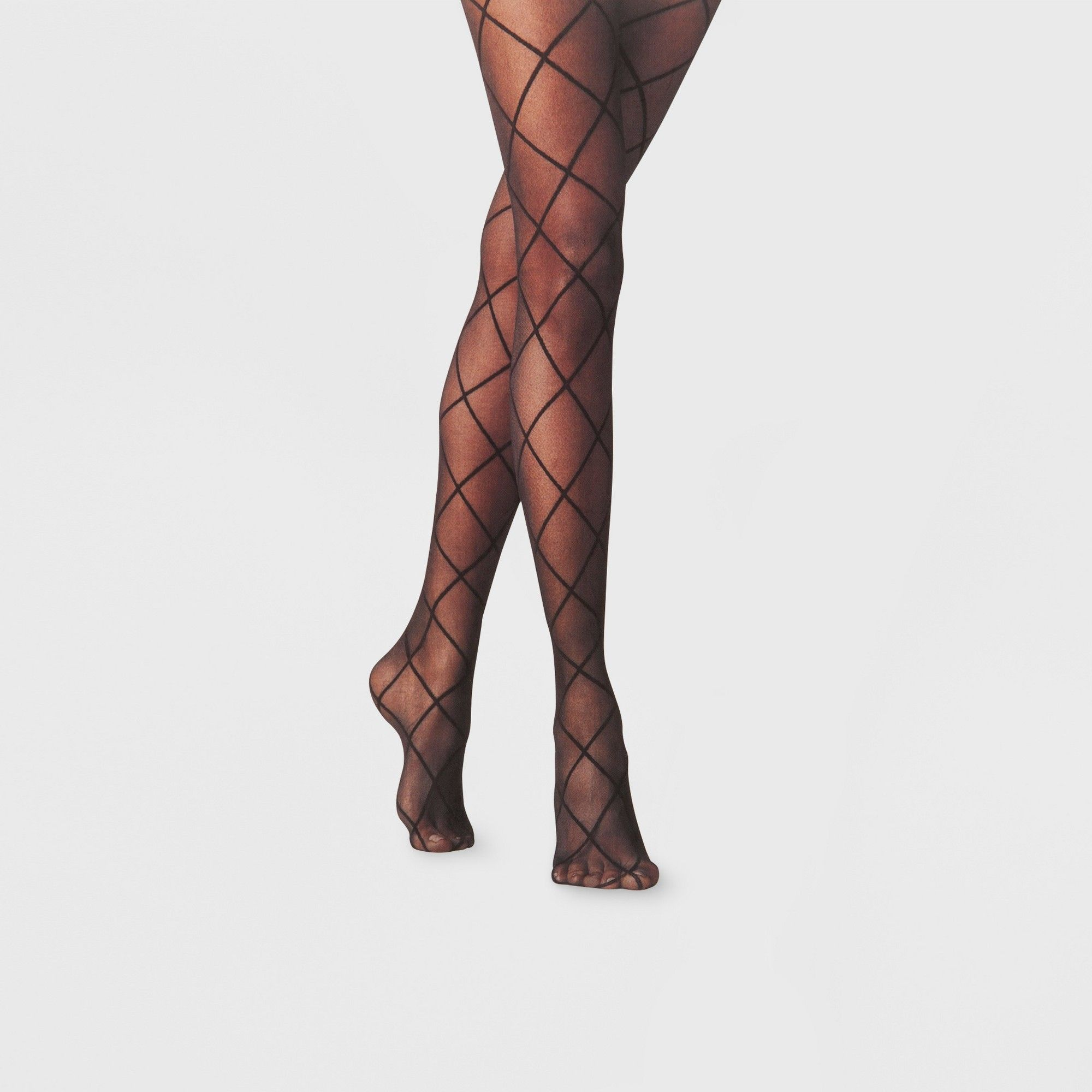 1x 2x Pair Woman Lace Ankle High Socks Sheer Durable Fishnet Everyday  Colour