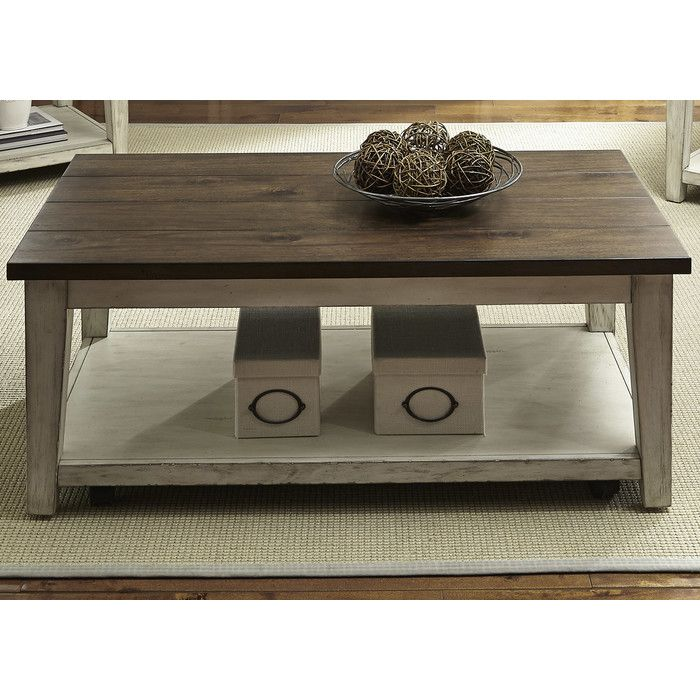 Ralston Coffee Table Liberty Furniture Cocktail Tables Coffee Table