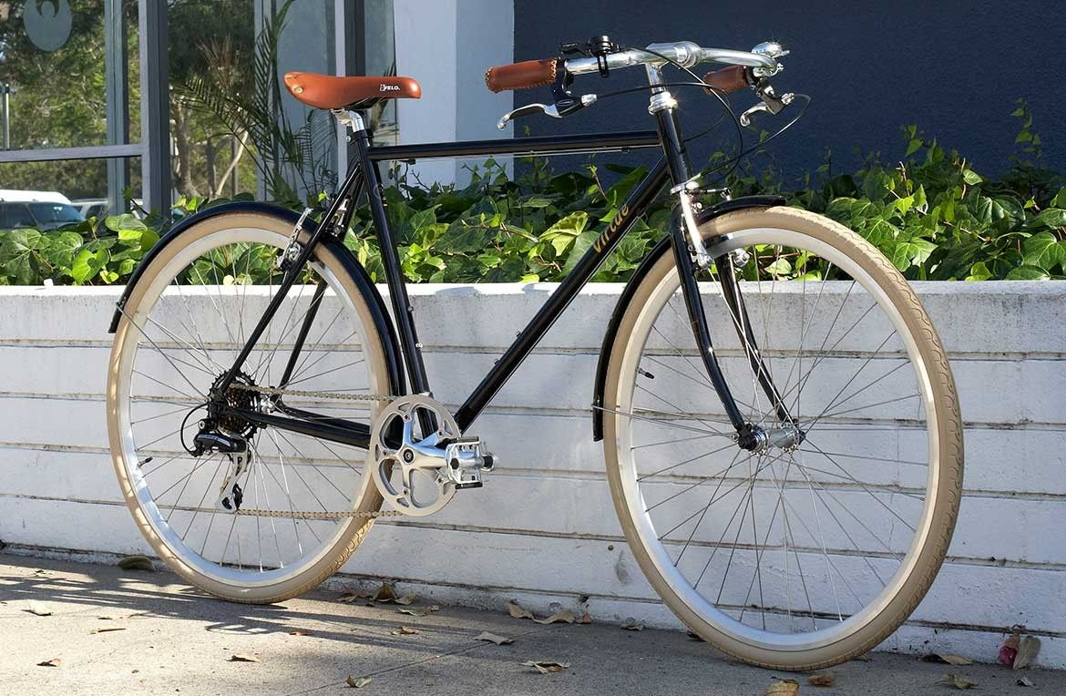 What A Great Looking Machine The Virtue Seven Bike Vintage