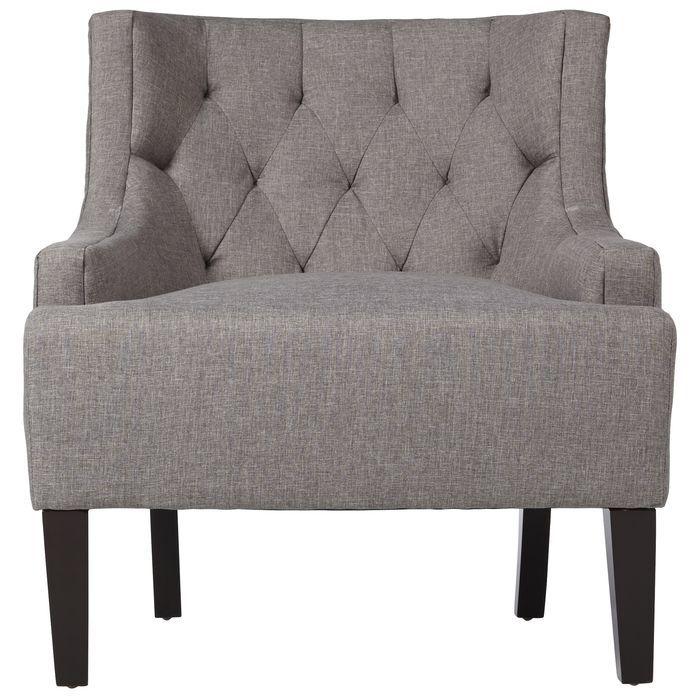 Dawan Tufted Accent Arm Chair