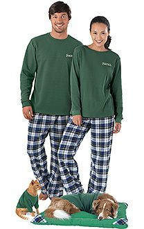 ea384e9ecb His   Hers Pajama Sets - Couples pajamas