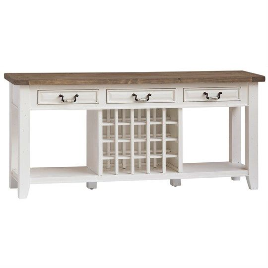 Drawer 180cm Console Table