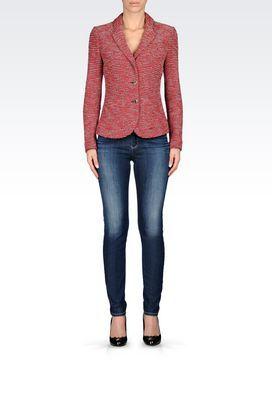 Giacche Armani Jeans Donna su Armani Jeans Online Store
