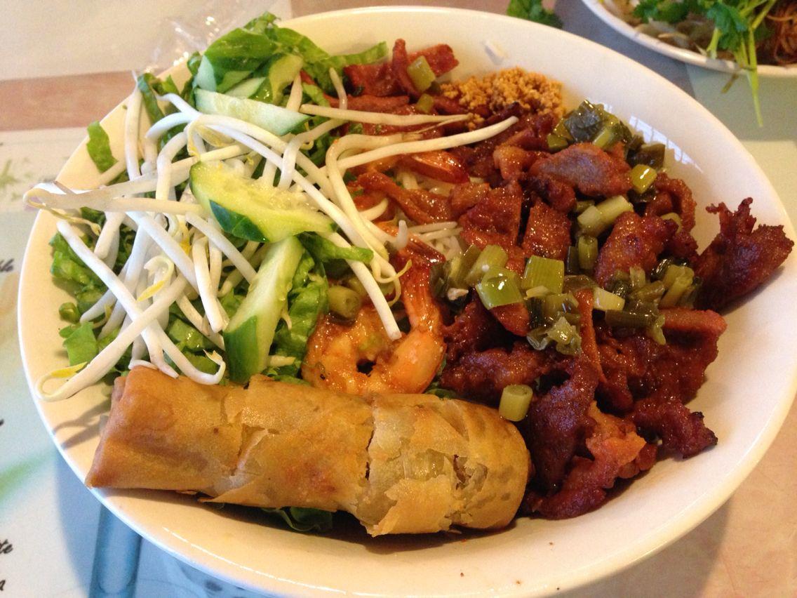 Bun dac biet(Vietnamese) Food, Beef, Bun
