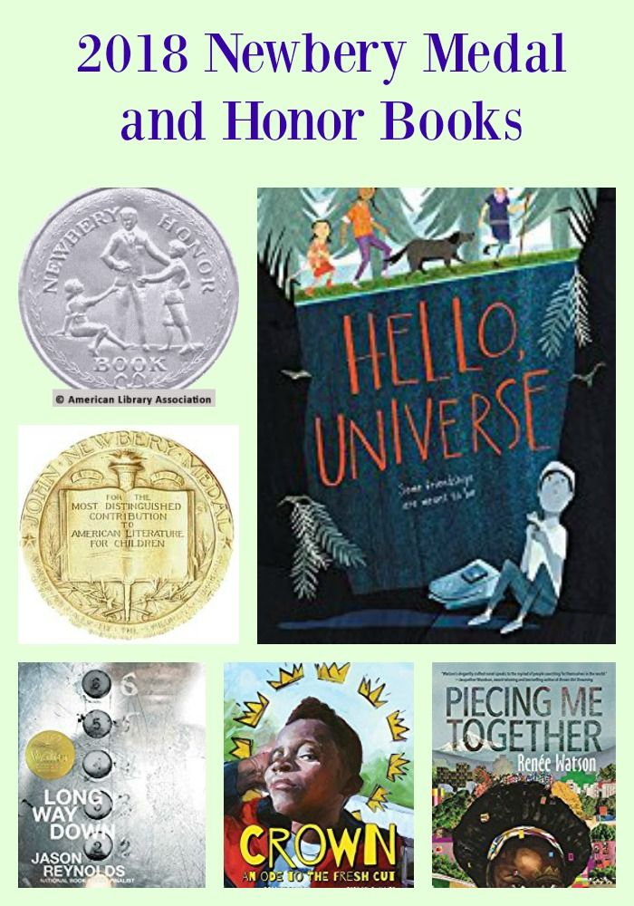 Book prizes for nonfiction lesson