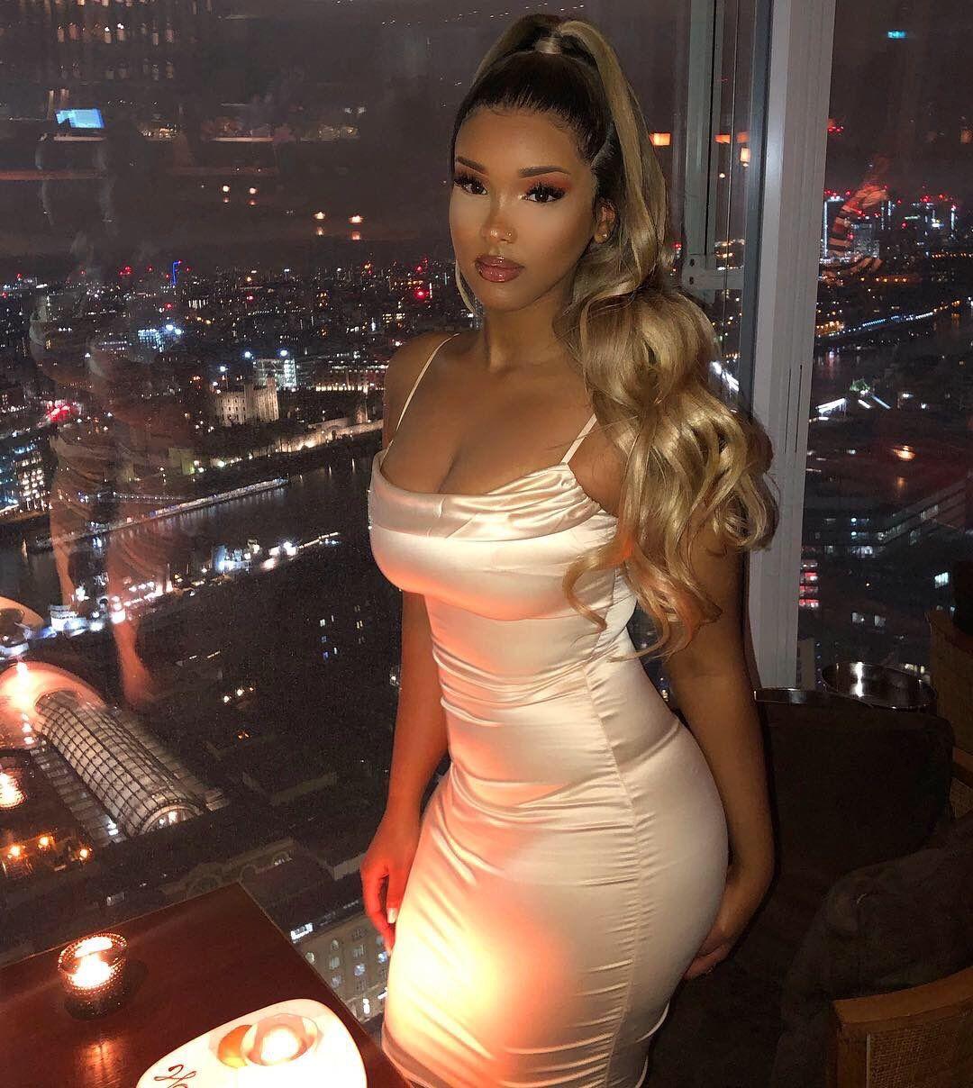 kaunis seksikäs alasti mustat naiset