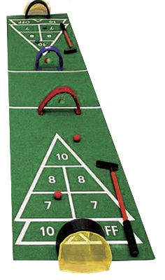 Ytc 327 Golf Putt Game Learn To Putt With This Indoor Outdoor Game Mat Set Oversized Green Mat 10 5 L X 2 W Has Shuffle Boa Putt Putt Golf Putt Putt Golf